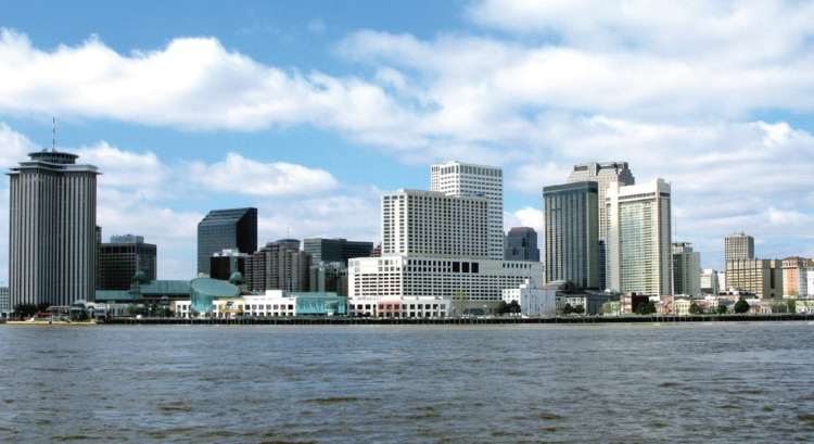 New Orleans, Louisiana: Enticing and Carefree